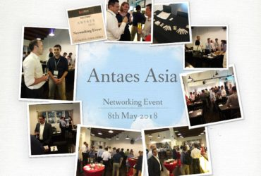 Antaes Asia affirms its presence in Singapore!
