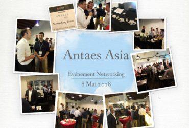 Antaes Asia s'affirme à Singapour