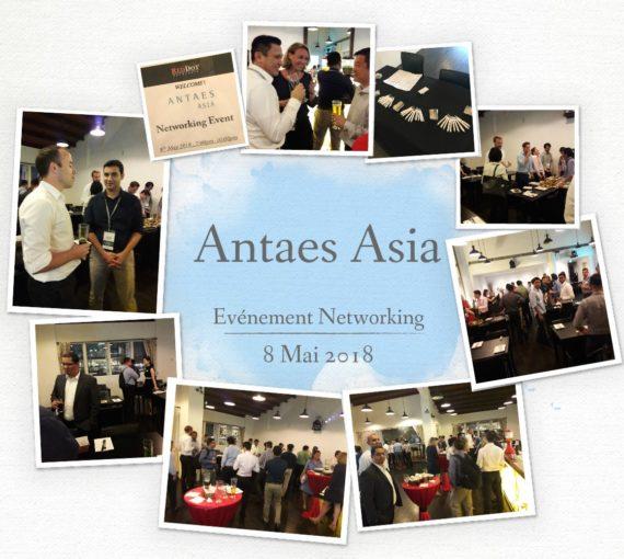 Antaes Asia s'affirme à Singapour !