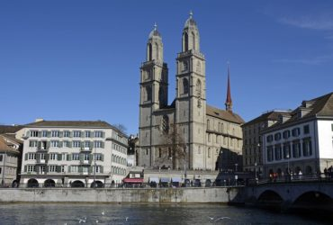 Antaes rediscovers Zurich differently…
