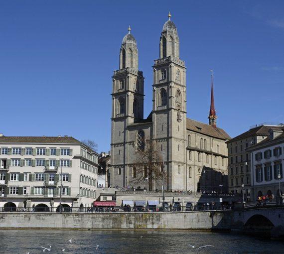 Antaes redécouvre Zürich autrement...