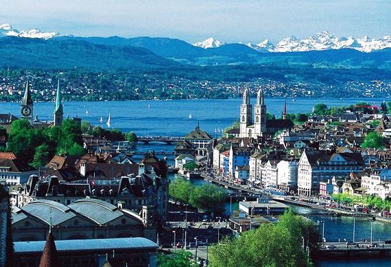 Antaes is moving from Bern to Zürich