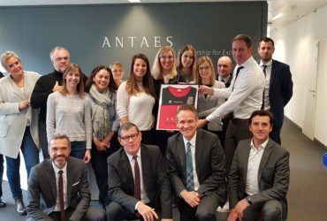 Antaes, Premium Partner of the Rugby Club Savoie Rumilly