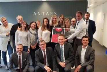 Antaes wird Premium-Partner des Rugby Clubs Savoie Rumilly