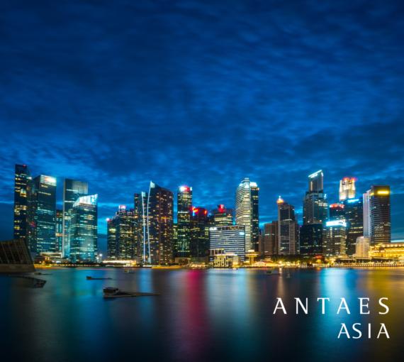 Suivez notre nouvelle page LinkedIn Antaes Asia !