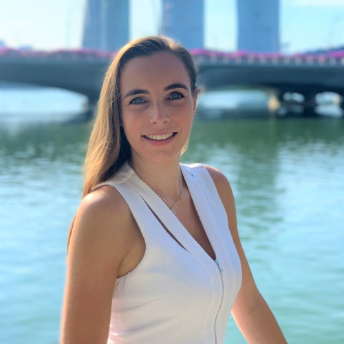 Meet Romane, our new Business Manager in Singapore