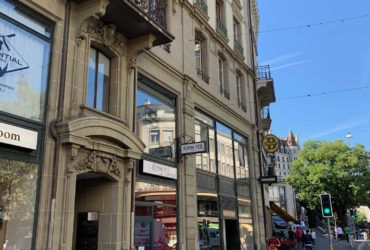 We have moved our Lausanne branch!
