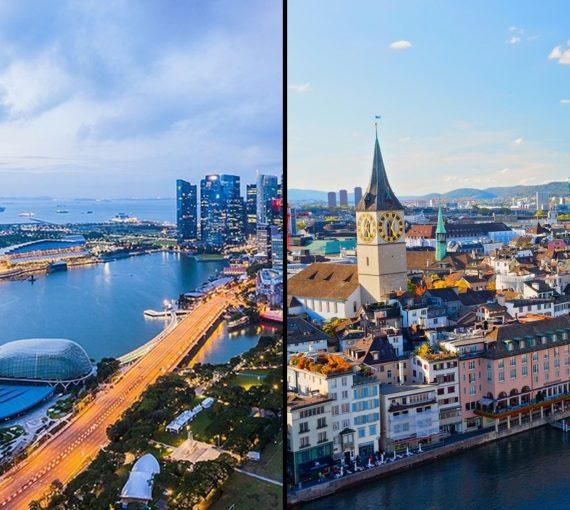 Antaes se développe à Zürich et Singapour !