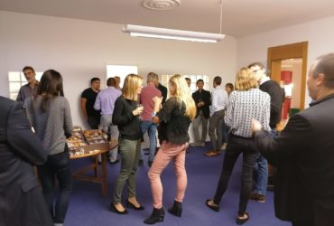 Antaes inaugurates its new office in Lausanne