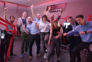 L'équipe de Zurich s'essaie aux courses automobiles