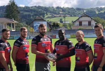The « RCSR Rugby Club Savoie Rumilly » is back!