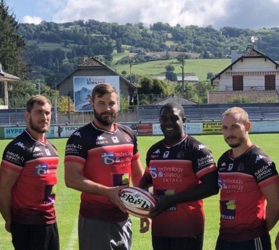 Le « RCSR Rugby Club Savoie Rumilly » est de retour !