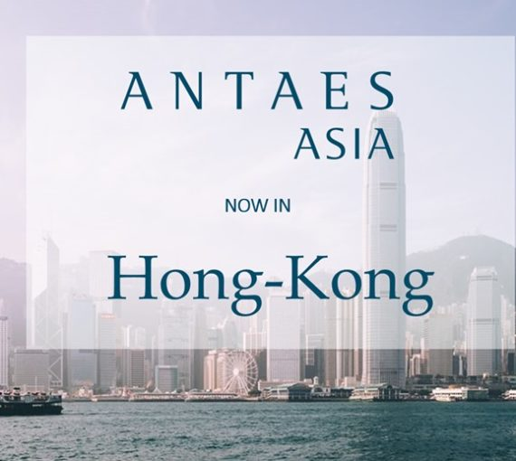 Antaes Asia : New offices in Hong Kong