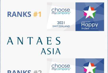 HappyAtWork Podium für Antaes und Antaes Asia