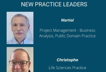 Antaes ernennt zwei neue Practice Leaders