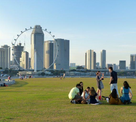 Singapour revient progressivement à la vie normale